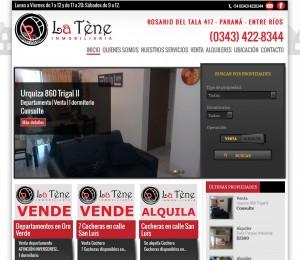 La Tène Inmobiliaria