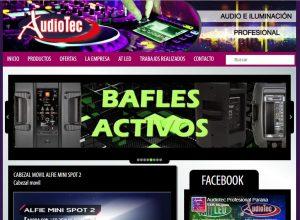 Audiotec Profesional Paraná