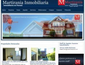 Martirania inmobiliaria