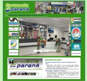 Farmacia Paraná